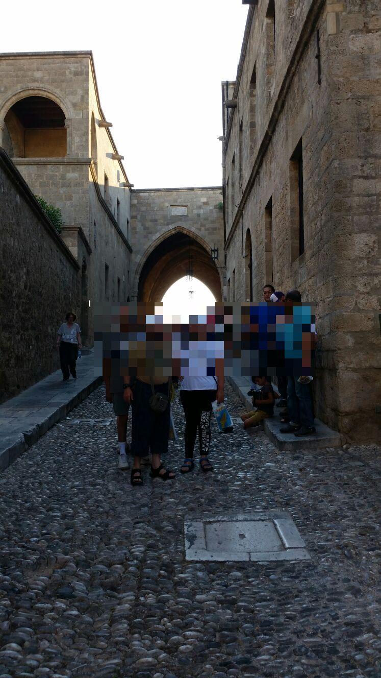 דיירי בית מאיר בהפלגה חלומית לרודוס וקפריסין (7)