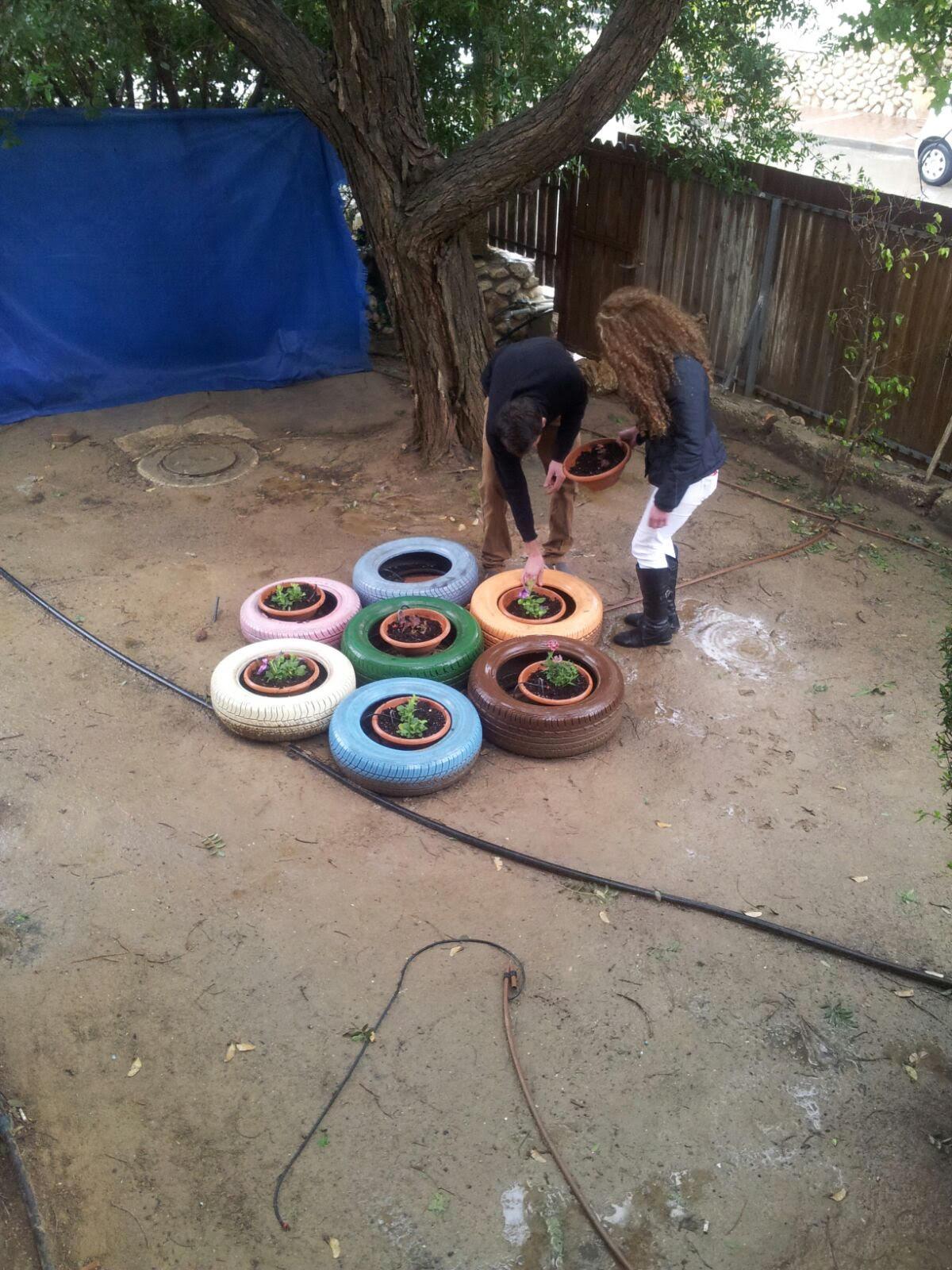 השבוע בסימן טו בשבט בבית-לאה (5)