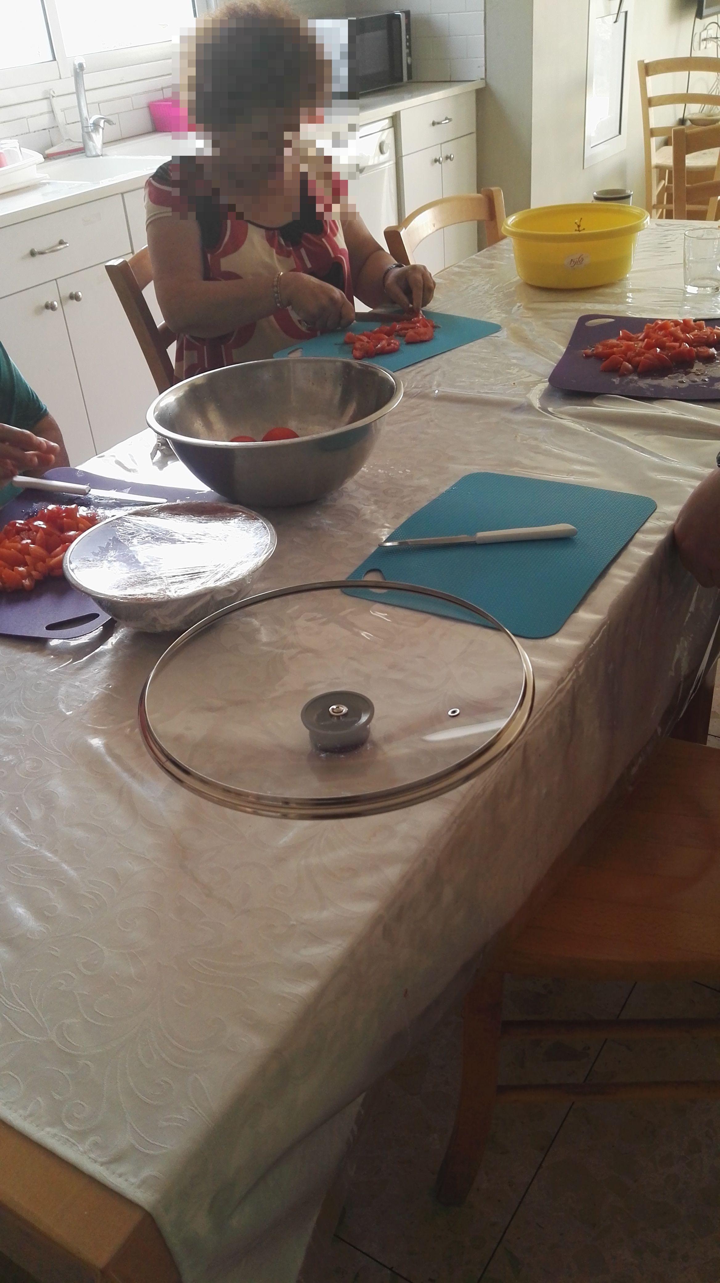 חוג בישול קהילה תומכת עוז פתח תקווה (3)