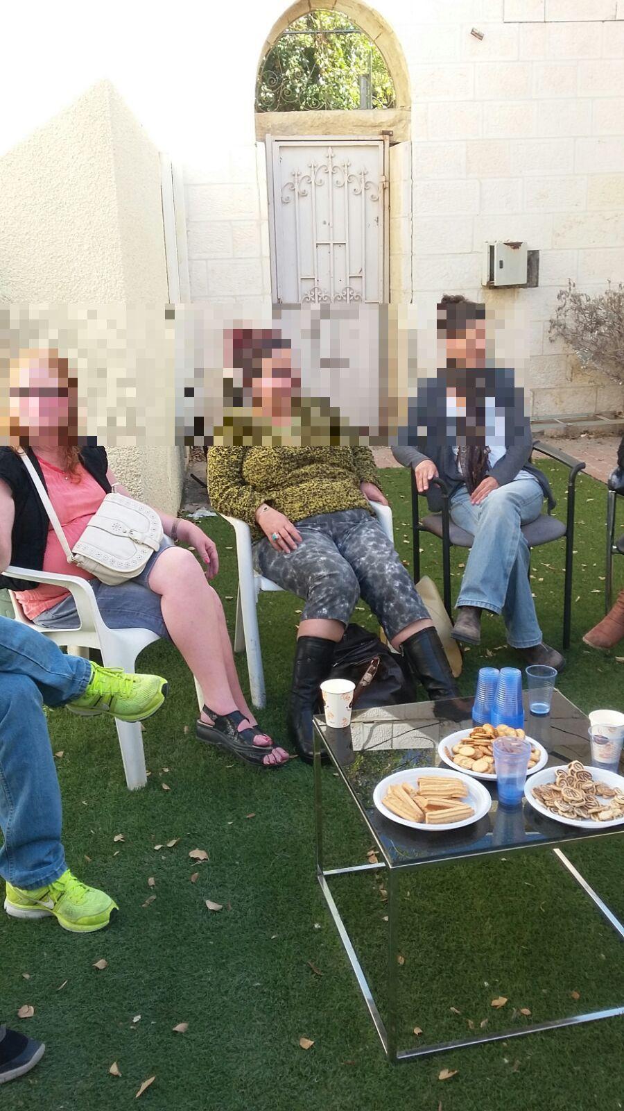 מפגש לקראת שבת דיור מוגן ענבלים (2)