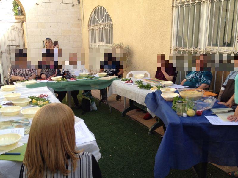 סדנת תזונה נכונה בדיור מוגן ענבלים (2)