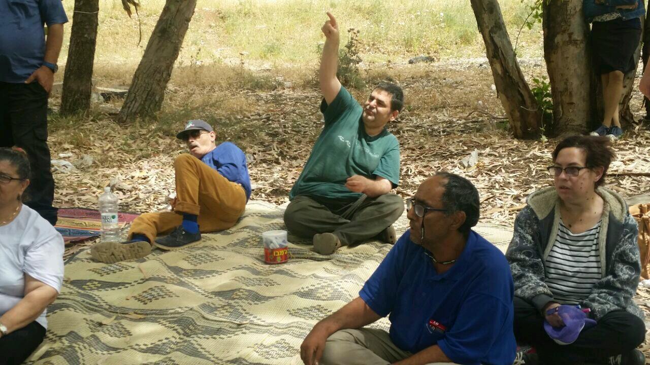 פיקניק בחיק הטבע- קהילה תומכת בית אסתר (1)